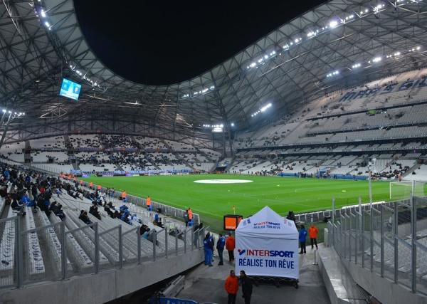 Scène Roulante RoadSkinz / IntelliStage - Olympique de Marseille