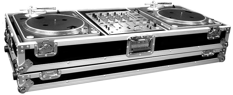 Flight Case RRDJ12W