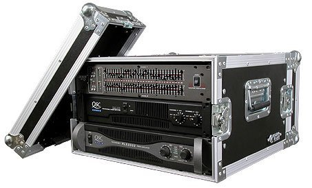 Flight case RR6UAD